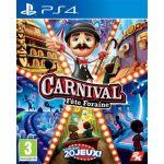 Jeu PS4 Take 2 Carnival fete foraine [PS4]