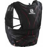Salomon Advanced Skin 12 Set XS/S black/matador
