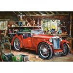 Castorland Garage Vintage