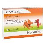 Biocanina Biocatonic Arthroplus - Traitement d'appoint des problèmes articulaires chez le chien et le chat