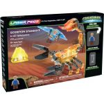 Laser pegs Scorpion Standoff