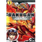 Bakugan-Gundalian InvadersStagione Volume01Episodi01-07 [Import] [DVD]