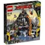 Lego 70631 - The Ninjago Movie : Le repaire volcanique de Garmadon