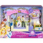 Mattel Poupée Set mariage Disney Pricesse Raiponce et Flynn