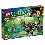 Lego 70132 - Legends of Chima : Le lance-missiles scorpion de Scorm