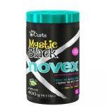 Novex Mystic Black - Masque capillaire 400g