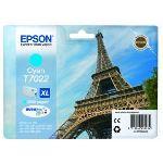 Epson T7022 - Cartouche XL d'encre cyan