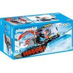 Playmobil 9500 - Agent avec chasse-neige