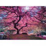 Perre / Anatolian L'arbre rose - Puzzle 1000 pièces