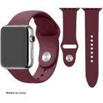 Ibroz Bracelet Apple Watch SoftTouch 44mm bordeaux