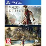 Assassin's Creed Origins + AC Odyssey [PS4]