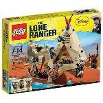 Lego 79107 - The Lone Ranger : Le camp Comanche