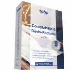 Logiciel Compta & Devis-factures Activ Gd Saas 12 Mois + Cmaj [Windows]