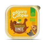 Edgard Cooper Pâtée à la dinde bio pour chien