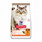 Hill's Croquettes No Grain sans céréales pour chat Adulte au poulet - Sac 1,5 kg
