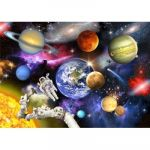 Bluebird Puzzle Outer Space