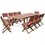 Salon de jardin eucalyptus - Comparer 215 offres
