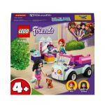 Lego La voiture de toilettage pour chat FRIENDS 41439