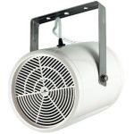 Monacor EDL-220/WS - Haut-Parleur 100 V fixation mur ou plafond 20W