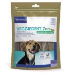 Virbac Veggiedent Zen M Chien de 10 à 30Kg - 15 Lamelles