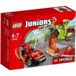 Lego Juniors 10722 - Ninjago : L´attaque du serpent