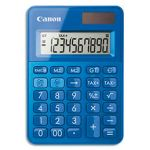 Canon LS-100K - Mini-calculatrice de bureau à 10 chiffres