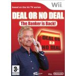 Deal or No Deal : The Banker Is Back [import anglais] [Wii]