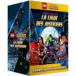Coffret Lego DC Comics Super Heroes : Lego Batman + La Ligue des Justiciers vs Bizarro + L'Attaque de la Légion Maudite + L'affrontement Cosmique + S'évader de Gotham City