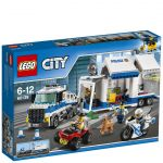 Lego 60139 - City : Le poste de commandement mobile