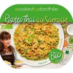 Cooked by Dorothée Risotto thai au sarrasin bio