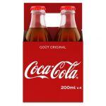 Coca-Cola 4x20cl ivp basket