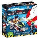 Playmobil 9388 - Ghostbusters : Stantz avec véhicule volant