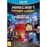 Minecraft : Story Mode - The Complete Adventure sur Wii U