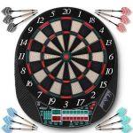 Physionics® Jeu de fléchettes électronique pour 16 joueurs maximum