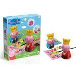 Canal Toys Coffret d'activité plâtre Peppa Pig