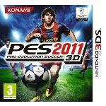 PES 2011 : Pro Evolution Soccer sur 3DS