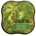 Artémio Encreur StazOn midi - Vert cactus