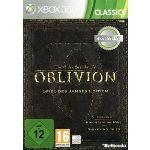 The Elder Scrolls IV : Oblivion Edition jeu de l'année - Le jeu + les extensions Shivering Isles et Knights of the Nine [XBOX360]