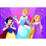 Dino Puzzle Princesses