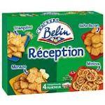 Belin Biscuits apéritifs Réception (400g)