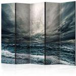 """Artgeist Paravent 5 Volets """"Ocean Waves"""" 172x225cm"""