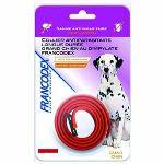 Francodex Collier antiparasitaire longue durée pour grand chien au Dimpylate