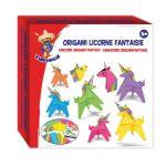 Tapioca Origami licorne fantaisie