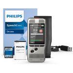 Philips DPM6000 - Dictaphone numérique 8 Go