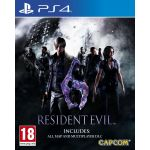 Resident Evil 6 Remastered [PS4]