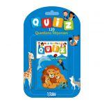 Editions Lito Les Animaux Mes Cartes Quiz 6 ans