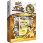 Asmodée Pack 3 Boosters - Pokémon Soleil & Lune 3.5 - Pikachu (+ Pins)