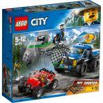Lego 60172 - City Police : La course-poursuite en montagne