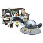 Rick et Morty Serie 1 Deluxe Set 294pcs 28cm