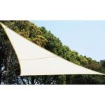 Hesperide Curacao 3 m - Voile d'ombrage triangulaire